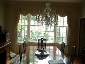 Swag_Valence_Dining_Room_Potomac_MD