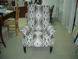 Highback_Arm_chair_diamond_pattern_Eastern_Shore_MD
